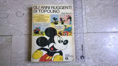Fumetto/comics GLI ANNI RUGGENTI DI TOPOLINO 1^Edizione Oscar Mondadori (1969) #topolino #pippo #WaltDisney