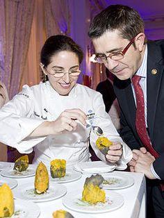 Elena Arzak, la mejor chef femenina