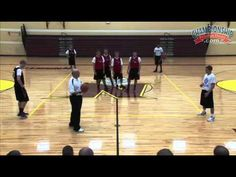 Lion In Cage: Competitive drill to work on ball toughness and trapping skills