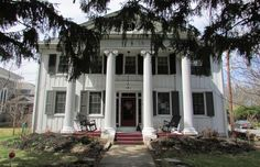 Page 4 | Greek Revival | Property Style | Old Houses For Sale and Historic Real Estate Listings