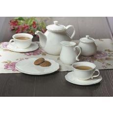 Komplet deserowy Grace 23-elementowy AMBITION Ambition, Sugar Bowl, Bowl Set, Espresso, Latte, Tea Pots, Ceramics, Tableware, Porcelain Ceramics