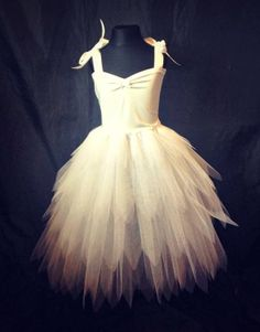 Childrens Fairy Tutu Dress Age Choose your age and by tutufactory $35