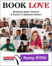 Book Love by Penny Kittle - Heinemann Publishing..... This is seriously the greatest book ever in getting students to read. I will be implementing this is my future classroom.