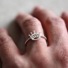 Crown Ring - Amy Cornwell