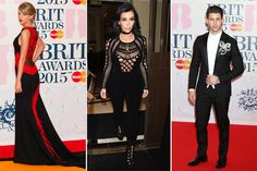 See what A-List celebs attended the Brit Awards in London! {click here}