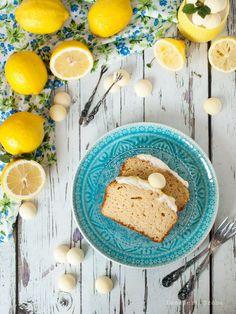 Citromos-joghurtos sütemény