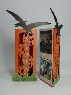 Caixa Tubete Dinossauros
