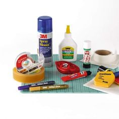 Beginners' guide to adhesives