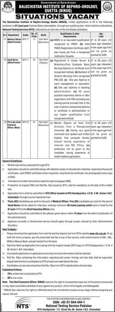 Quaid E Azam Medical College Bahawal Victoria Hospital Jobs