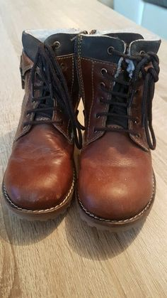 Bottines fourrées marron taille 27 Dr. Martens, Combat Boots, Shoes, Fashion, Human Height, Accessories, Moda, Zapatos, Shoes Outlet