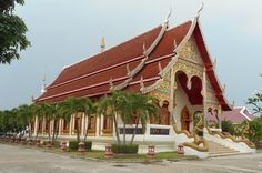 Temples of Thailand. Around Chiang Mai,