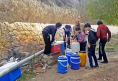 By AFP, Saturday, Jan 7, 2017  BEIRUT — Repair teams were poised to enter a restive region near Damascus on Saturday to begin work on restoring the Syrian capital's water supply, state media said. Millions of people have been without water for
