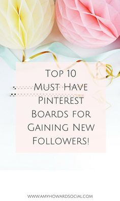 There is a magical method to creating Pinterest boards that are optimized for…
