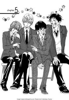 Brothers (YAMAMOTO Kotetsuko) 5 Page 2