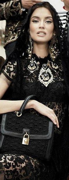 Dolce & Gabbana: Sicilianitá, Sartorialitá, Sensualitá / fw 2012 2013 campaign | LBV ♥✤