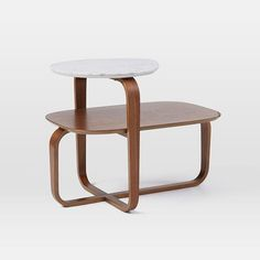 Leigh Stepped Side Table