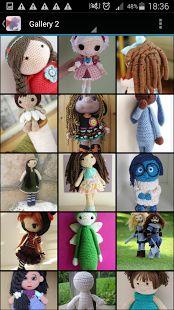 Crochet Doll – miniatúra snímky obrazovky