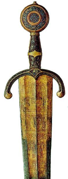 """""""La regina delle spade"""", l'arma da parata di Cesare Borgia"""