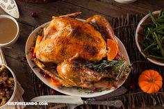 El pavo constituye para los habitantes de Estados Unidos una especie de plato nacional y no falta nunca en las comidas...