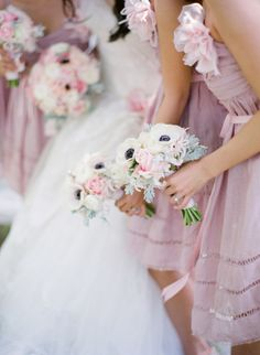 What Do Brides Really Care About  Vintage Inspired Light Purple Bridesmaid Dresses