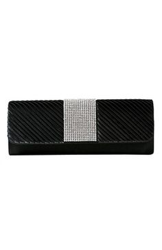 Black #Clutches Style Code: 07780 $28