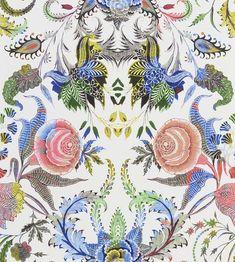 Noailles Jour wallpaper by Christian Lacroix