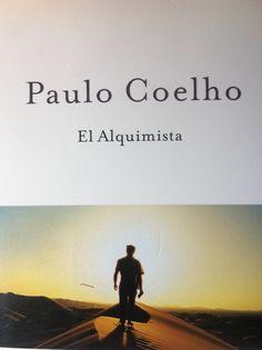 El Alquimista de Paulo Coelho.