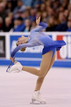 Gracie Gold.....from chatham illinois=her father works at the same small town hospital as i do