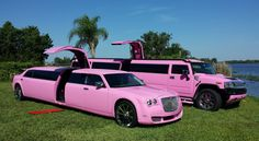 pink range rovers Pink Bentley & HUmmer Limo Exterior Pink Bentley & HUmmer Limo Exterior Pink Bentley & HUmmer Limo Exterior Pink B Pink Range Rovers, Range Rover Black, Range Rover Sport, Hummer H3, Hummer Limo, Audi Tt, Ford Gt, Cool Sports Cars, Cool Cars