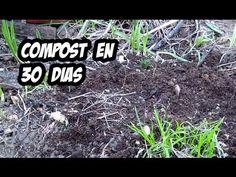 Como hacer Compost en Solo 30 dias   Experimentos