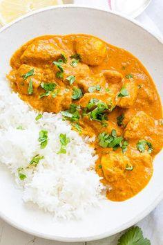 Indian Butter Chicken Recipe from RecipeGirl.com