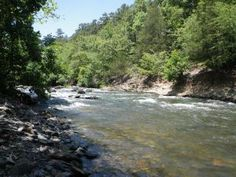 Lower Mt. Fork River  Great for a hot summer day cause the water is so refreshing!!