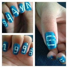 awesome My Shawn Mendes nail designs,Im ready for the concert on Aug.16/2015. I got insp...