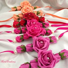 Mehndi Floral Jewellery | Floral Creations by Reena