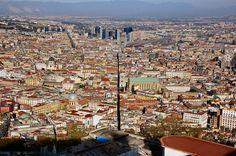 Napoli e Spaccanapoli