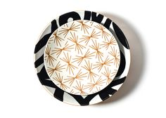 Take your dining and entertaining to a whole new level with the Loop De Loo Starburst Mix Pasta Bowls. With hints of persimmon, this set of two bowls displays a modern design and pattern and is perfectly designed for serving or decor.