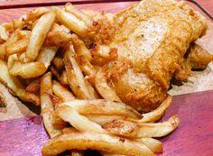 Gluten Free Fish'n'Chips Sans Gluten #gf