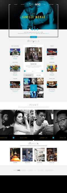 blue #web #design #webdesign
