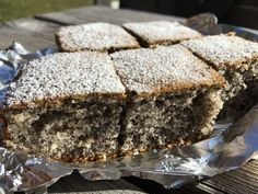 Food And Drink, Sweets, Desserts, Baking, Poppy, Brownies, Tarts, Ring Cake, Tailgate Desserts
