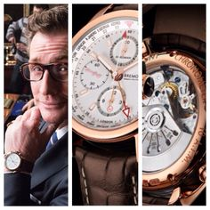 See Co-founder Nick English of English watch brand Bremont in the new action pic Kingsman: The Secret Service. Nick, and all agents in this movie are sporting the Bremont Alt1-WT (World Timer). You can see this beautiful piece at Darakjian Jewelers in Birmingham, MI!  888-The-Only and ask for Amanda. Or visit www.darakjian.com!