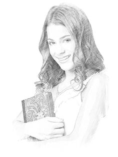 Violetta Drawing