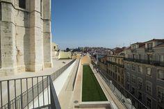 Álvaro Siza . Carmo Terrace rehabilitation . Lisboa  (3)
