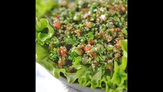 Authentic, simple and delicious tabouli salad recipe. This is going to be your next party favorite. All the tips and tricks to master this salty tangy dish. Tabouli Recipe, Salad Recipes, Best Lunch Recipes, Clean Recipes, Healthy Recipes, Healthy Food, Lebanese Recipes, Turkish Recipes, Recipes