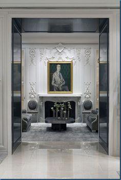 Dior, Paris..designed by architect Peter Marino