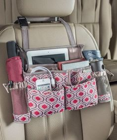 Another great find on #zulily! Sahara SwingAway™ Car Seat Organizer #zulilyfinds