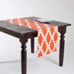 Melilla Moroccan Design Table Runner