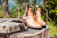 bota black boots evi