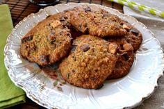 Receta de Galletas de calabacín y chocolate | Eureka Recetas