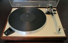 Luxman PD264 Turntable Golden Age Of Audio: July 2013