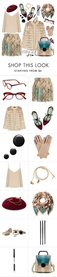 """""""The Lady is a Tramp"""" by ms-wednesday-addams ❤ liked on Polyvore featuring Derek Lam, Roberto Cavalli, Missoni, Boden, Topshop, Gizelle Renee, Raey, Happy Plugs, Victoria Grant and Hermès"""